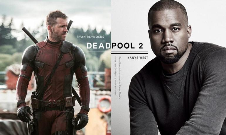 面對Kanye West 直言《Dead Pool2》配樂抄襲,Ryan Reynolds 幽默回覆‧ A