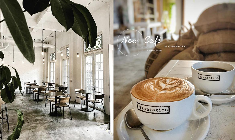 暖風微醺的新加坡午後,到這 5 間南洋風格的 Café 當一天的時髦文青