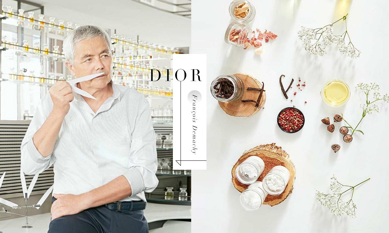 以香氣包裹優雅的幕後推手:認識 Dior 首席調香師 François Demachy