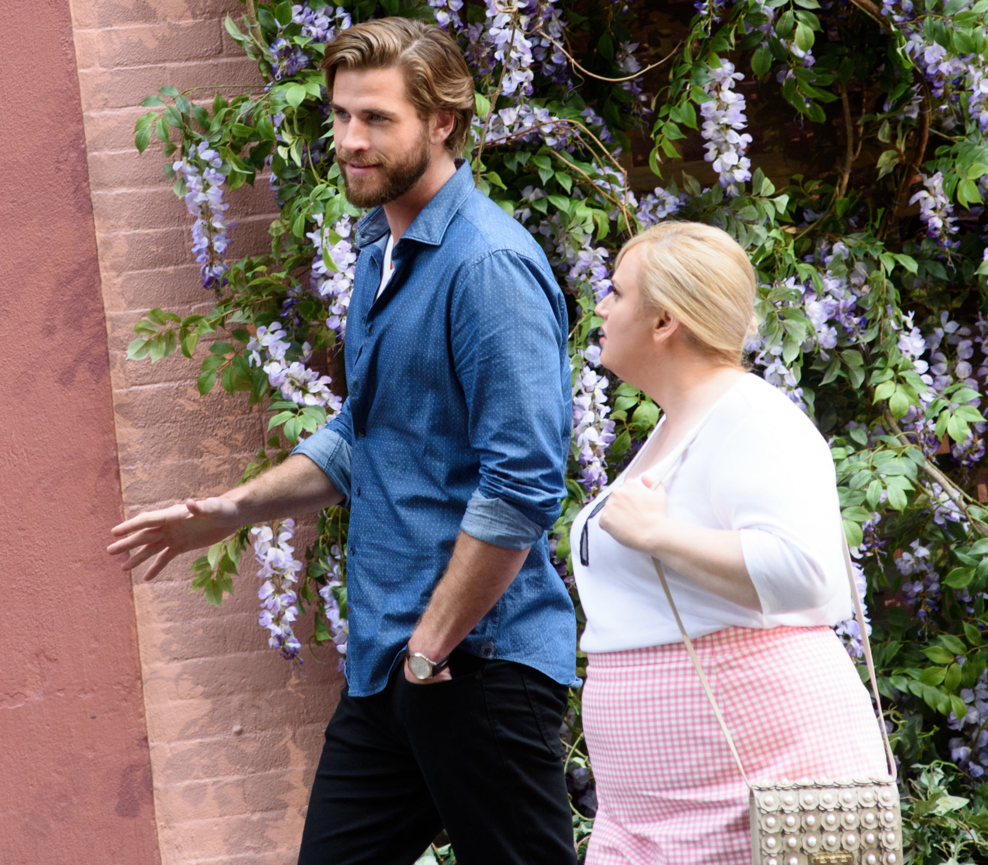 Liam Hemsworth Dawn Of A Rebel: Rebel Wilson 與 Liam Hemsworth 主演《Isn't It Romantic》,顛覆愛情電影