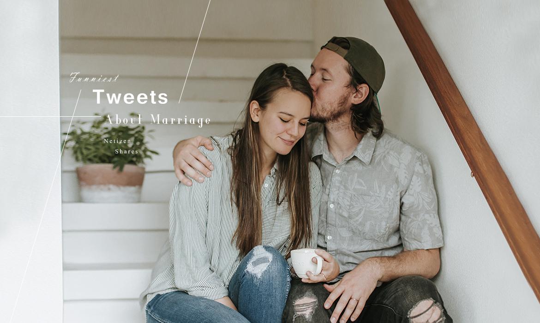 「生病的時候,我老公會來關心我有沒有要煮晚餐」:網友在 Twitter 幽默寫下婚後生活