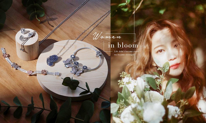 Women in bloom:她們的故事,是一場燦爛綻放的動人篇章