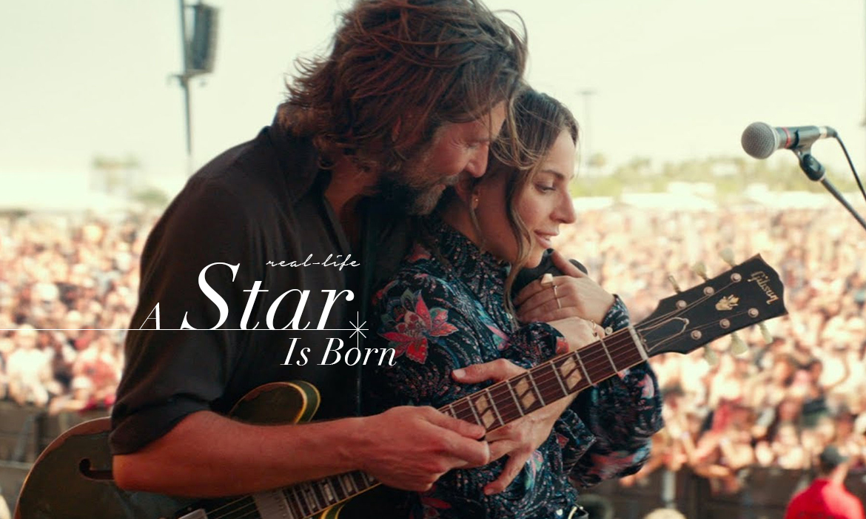 Real-Life A Star Is Born:一部電影的成功,最終卻讓相愛的兩人分崩離析